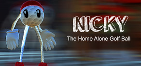 Nicky - The Home Alone Golf Ball cover art
