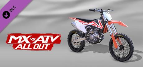 MX vs ATV All Out - 2017 KTM 450 SX-F