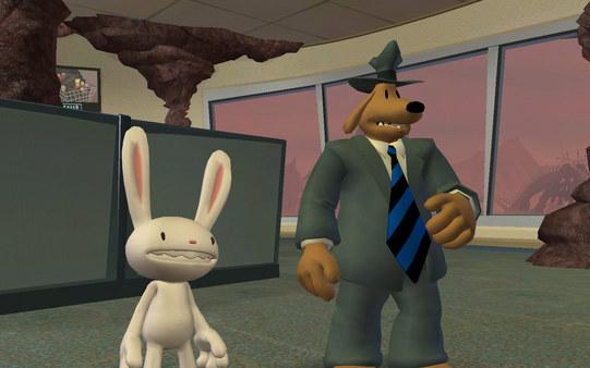 Скриншот из Sam & Max 205: What's New Beelzebub?