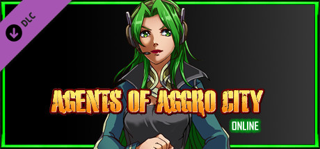 Agents of Aggro City Online (Browser MMO)