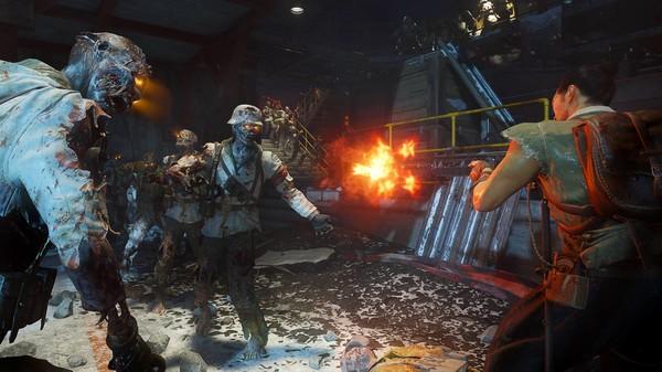скриншот Call of Duty: Black Ops III - Der Eisendrache Zombies Map 0