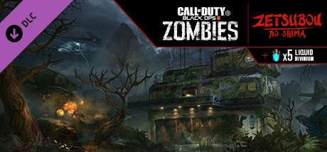 Call of Duty®: Black Ops III - Zetsubou No Shima Zombies Map