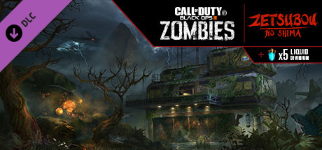 Call Of Duty Black Ops Iii Zetsubou No Shima Zombies Map On Steam