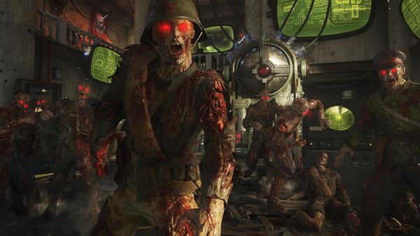 скриншот Call of Duty: Black Ops III - Gorod Krovi Zombies Map 0