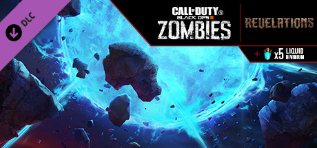 Call Of Duty Black Ops Iii Revelations Zombies Map On Steam
