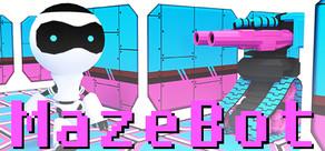 MazeBot cover art