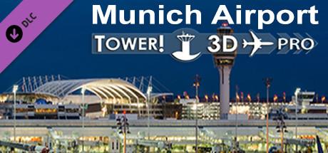 Tower!3D Pro - EDDM airport on Steam