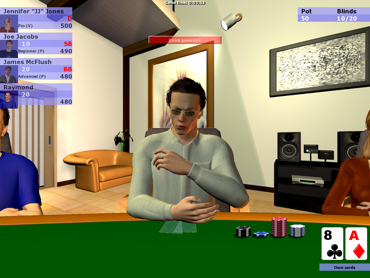 Poker Simulation