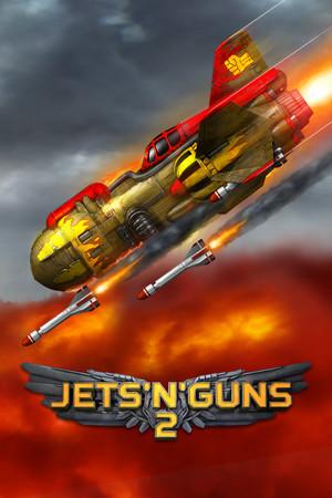 Jets'n'Guns 2 poster image on Steam Backlog
