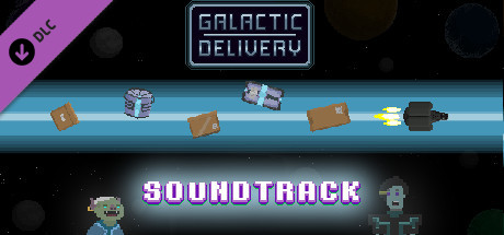 Galactic Delivery Soundtrack