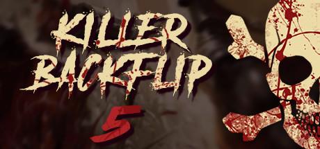Killer Backflip 5 cover art
