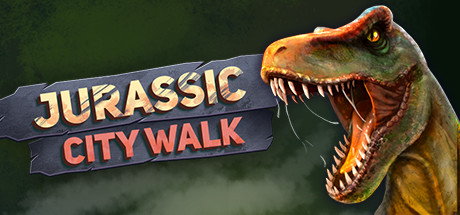 Teaser image for Jurassic City Walk