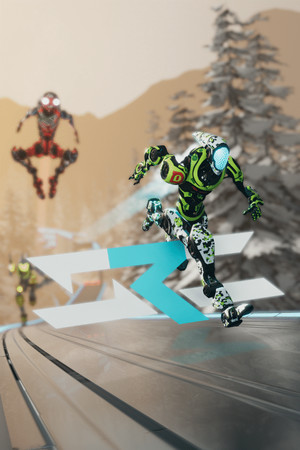 SRC: Sprint Robot Championship poster image on Steam Backlog