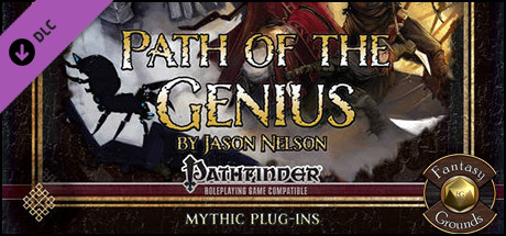Fantasy Grounds - Path of the Genius (PFRPG)