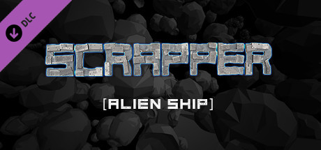 Scrapper - Alien Ship Set