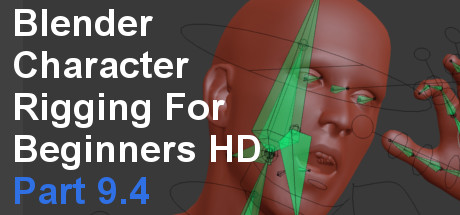 Blender Character Rigging for Beginners HD: Build Chest & Hip Rig - Part 4 cover art