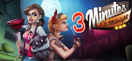 3 minutes to midnight a comedy graphic adventure on steam. Black Bedroom Furniture Sets. Home Design Ideas