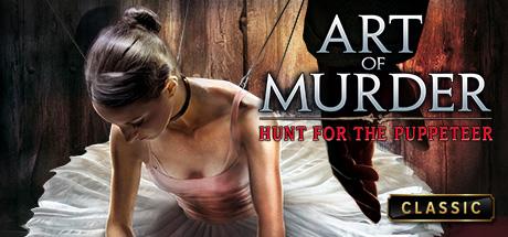 Art of Murder Hunt for the Puppeteer