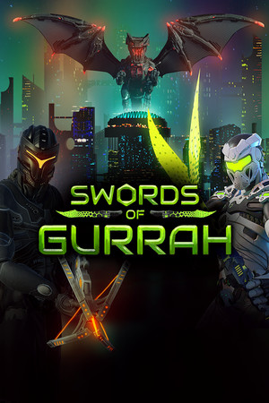 Swords of Gurrah poster image on Steam Backlog