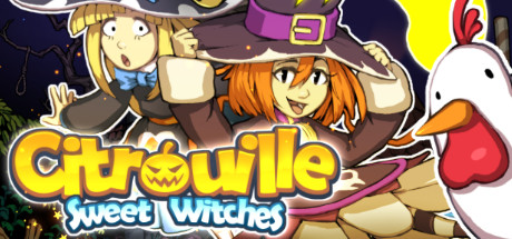 Teaser for Citrouille: Sweet Witches