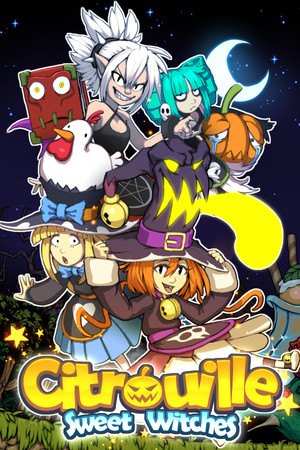 Citrouille: Sweet Witches poster image on Steam Backlog