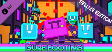 Sure Footing: Deluxe Edition Content