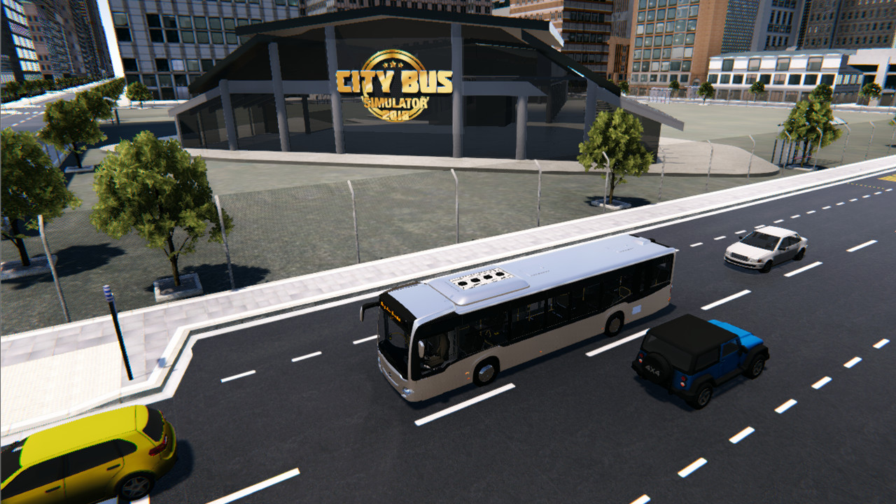 Download City Bus Simulator 2018 Full Version