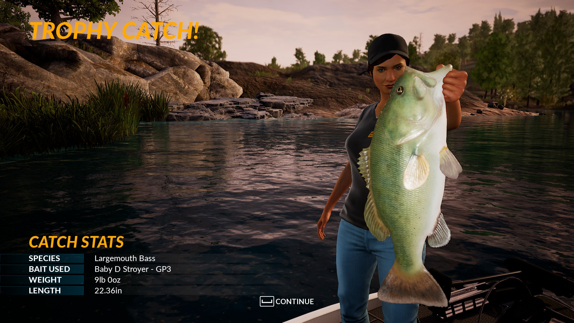 Fishing Sim World en Steam