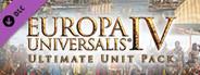 Europa Universalis IV: Ultimate Unit Pack