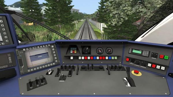 скриншот Train Simulator: DB BR 643 DMU Add-On 4