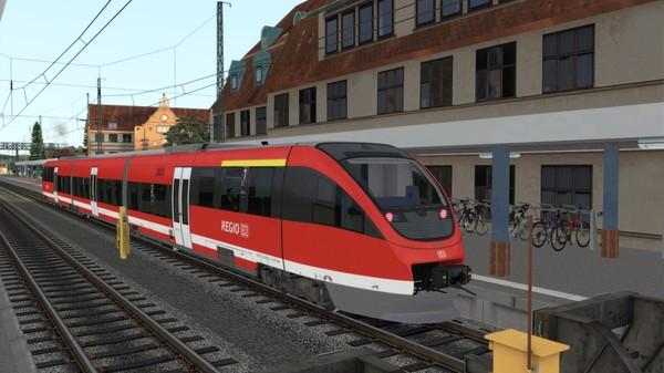 скриншот Train Simulator: DB BR 643 DMU Add-On 1