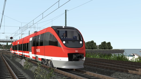 скриншот Train Simulator: DB BR 643 DMU Add-On 2