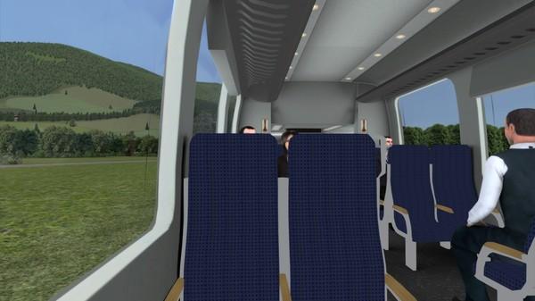 скриншот Train Simulator: DB BR 643 DMU Add-On 3