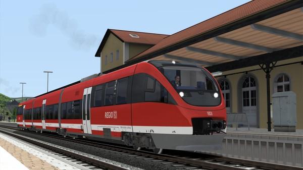 скриншот Train Simulator: DB BR 643 DMU Add-On 5