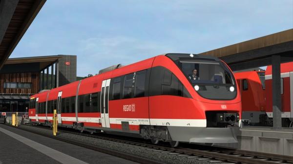 скриншот Train Simulator: DB BR 643 DMU Add-On 0