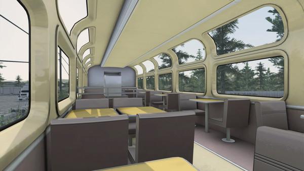 скриншот Train Simulator: Amtrak SDP40F Loco Add-On 4