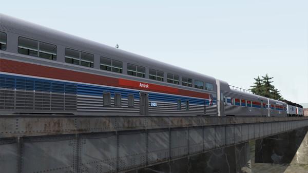 скриншот Train Simulator: Amtrak SDP40F Loco Add-On 3