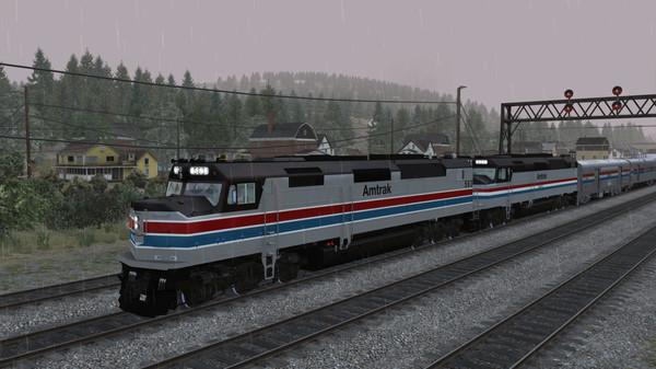 скриншот Train Simulator: Amtrak SDP40F Loco Add-On 1