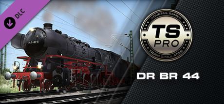 Train Simulator: DR BR 44 Steam Loco Add-On