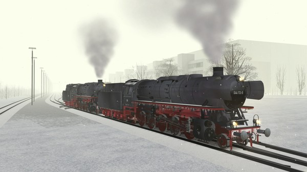 скриншот Train Simulator: DR BR 44 Steam Loco Add-On 4