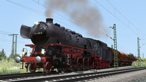 скриншот Train Simulator: DR BR 44 Steam Loco Add-On 0