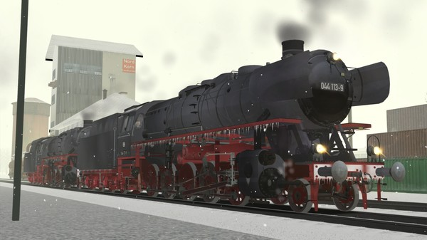 скриншот Train Simulator: DR BR 44 Steam Loco Add-On 3