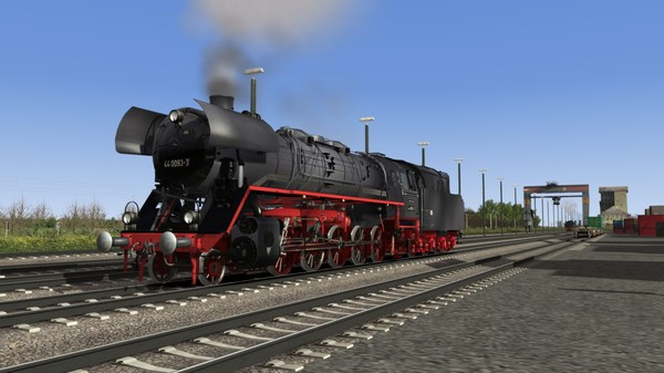скриншот Train Simulator: DR BR 44 Steam Loco Add-On 5