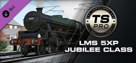 Train Simulator: LMS 5XP Jubilee Class Steam Loco Add-On