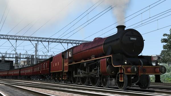 скриншот Train Simulator: LMS 5XP Jubilee Class Steam Loco Add-On 3