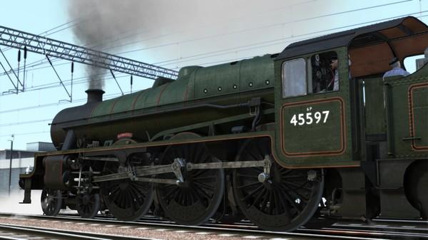 скриншот Train Simulator: LMS 5XP Jubilee Class Steam Loco Add-On 1