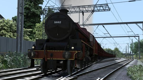 скриншот Train Simulator: LMS 5XP Jubilee Class Steam Loco Add-On 4