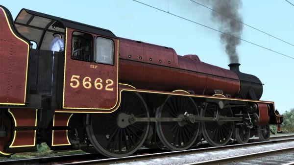 скриншот Train Simulator: LMS 5XP Jubilee Class Steam Loco Add-On 5
