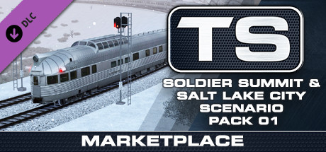 TS Marketplace: Soldier Summit & Salt Lake City Scenario Pack 01 Add-On