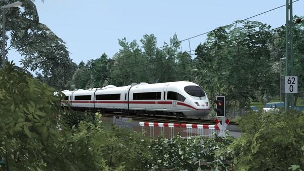 скриншот Train Simulator: Frankfurt High Speed: Frankfurt – Karlsruhe Route Extension Add-On 0
